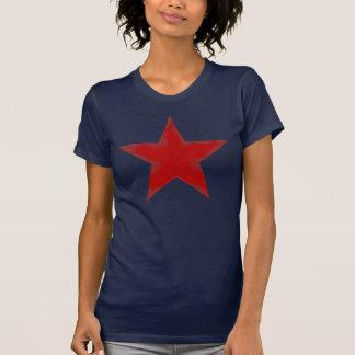 Camiseta Estrela vermelha
