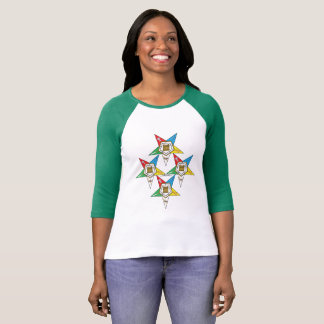 Camiseta Estrelas do OES