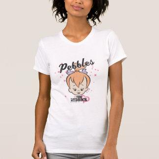 Camiseta Estrelas e corações de PEBBLES™