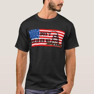 Camiseta Estrelas & listras de Gadsden