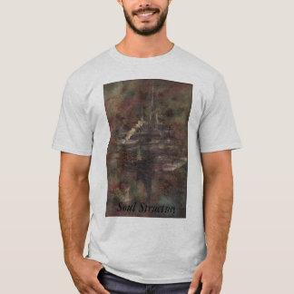 Camiseta Estrutura da alma, estrutura da alma