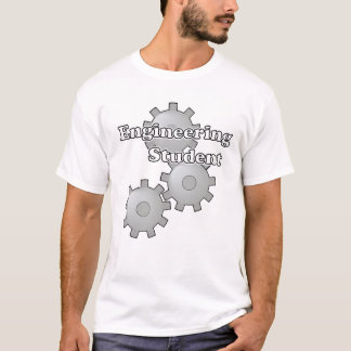 Camiseta Estudante da engenharia
