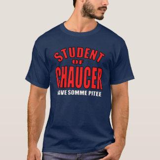 Camiseta Estudante de Chaucer