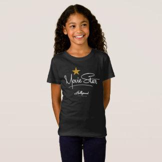 Camiseta Estúdios de Hollywood - estrela de cinema dos