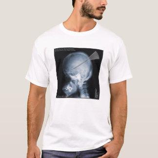 Camiseta Estudo de caso: Baterista do jazz