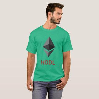 Camiseta Ethereum HODL