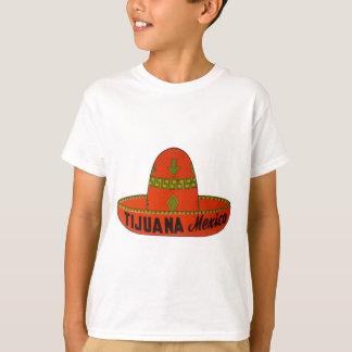 Camiseta Etiqueta do viagem de Tijuana