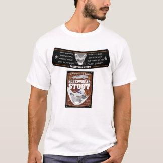 Camiseta Etiqueta robusta do Sleepyhead