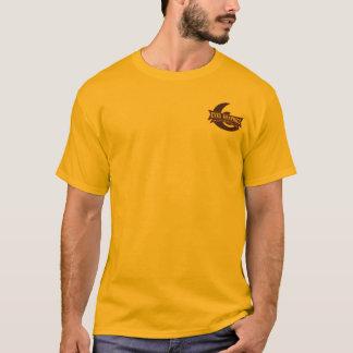 Camiseta Etiqueta T dos gráficos das vésperas
