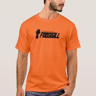 Camiseta Eu a preferencialmente estaria jogando Foosball