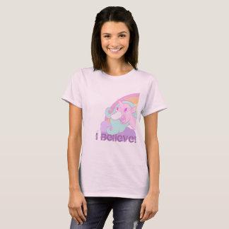 Camiseta Eu acredito!