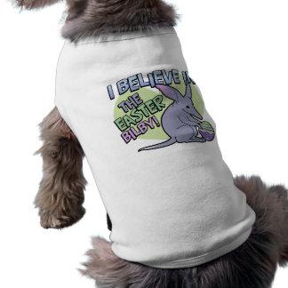 Camiseta Eu acredito na páscoa Bilby