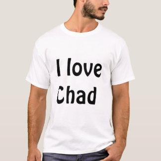 Camiseta eu amo…