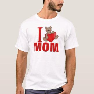 Camiseta Eu amo a mamã