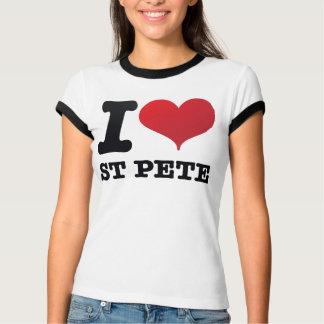 Camiseta Eu amo a rua Pete #3 - design 02