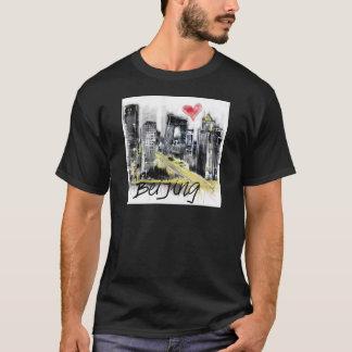 Camiseta Eu amo Beijing