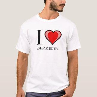 Camiseta Eu amo Berkeley