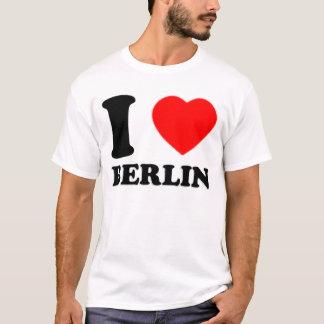 CAMISETA EU AMO BERLIM 3D