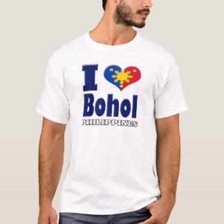 Camiseta eu amo Bohol Filipinas