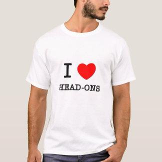 Camiseta Eu amo Cabeça-ONS
