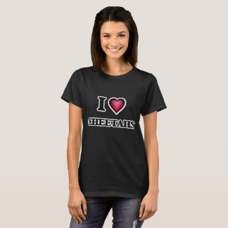 Camiseta Eu amo chitas