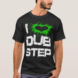 Camiseta Eu amo Dubstep