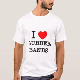 Camiseta Eu amo elásticos