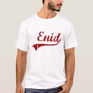 Camiseta Eu amo Enid Oklahoma
