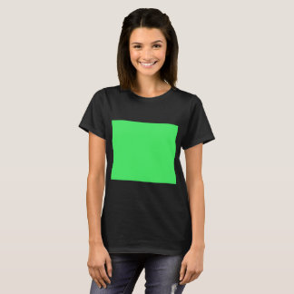 Camiseta eu amo estar agitado