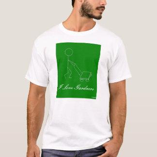 Camiseta Eu amo Gardners