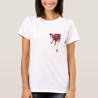 Camiseta Eu amo gotejamentos - t-shirt
