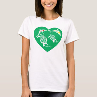 Camiseta Eu amo Havaí