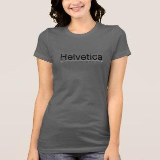 Camiseta Eu amo Helvética! T-shirt