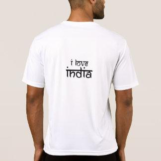 Camiseta Eu amo India