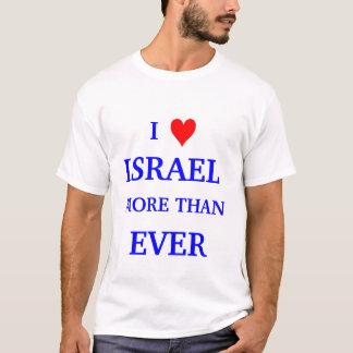 CAMISETA EU AMO ISRAEL
