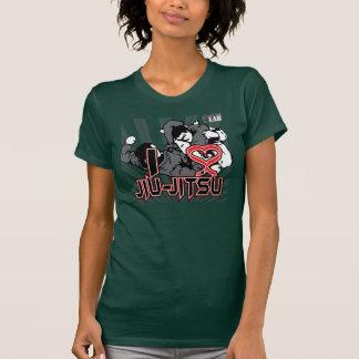 Camiseta Eu amo Jiu-Jitsu