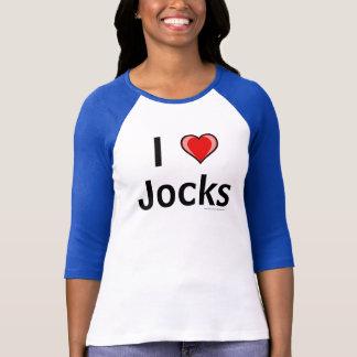 Camiseta Eu amo jóqueis