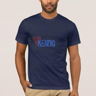 Camiseta Eu amo Kendo #1