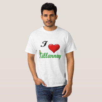 Camiseta Eu amo Killarney 1