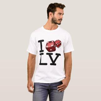 Camiseta eu amo Las Vegas