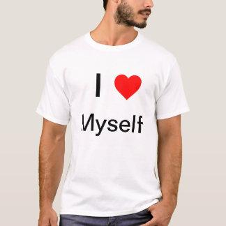 Camiseta Eu amo-me