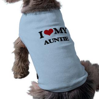 Camiseta Eu amo meu Auntie