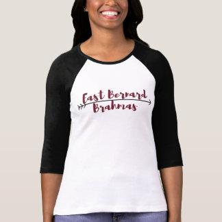 Camiseta Eu amo meu Brahmas