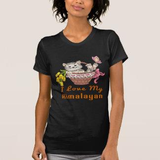 Camiseta Eu amo meu Himalaia