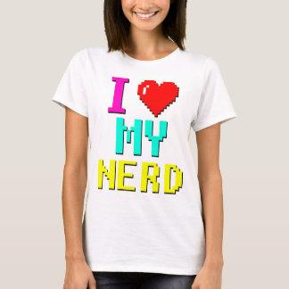 Camiseta eu amo meu nerd v3