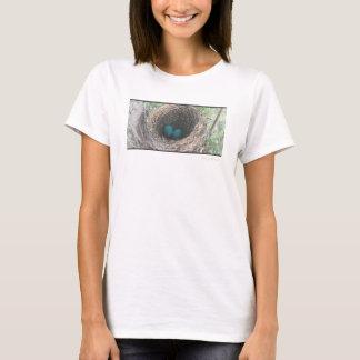 Camiseta Eu amo meu ninho pequeno!  T-shirt