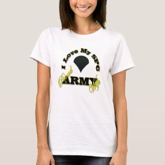 Camiseta Eu amo meu SPC