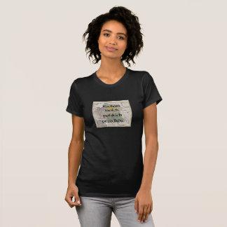 Camiseta Eu amo meu t-shirt feito sob encomenda polonês dos