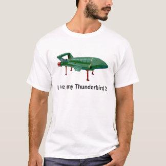 Camiseta Eu amo meu Thunderbird 2