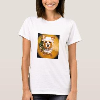 Camiseta EU AMO MEU YORKIE!  T-shirt